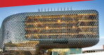 South Australian Health and Medical Research Instititue (SAHMRI) in Adelaide